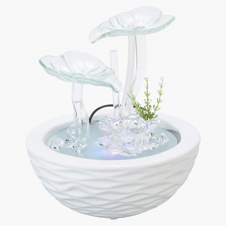 Lily LED Fountain