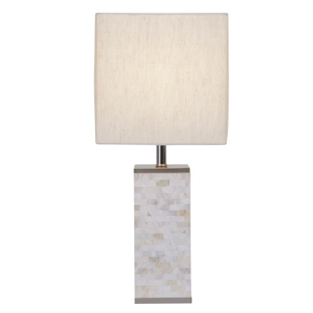 Coastal Handcrafted Electric Table Lamp - 50 cms