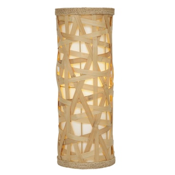 Entwine Bamboo Table Lamp