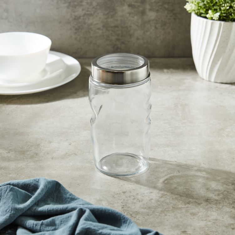 Idelle Storage Jar - 1100ml