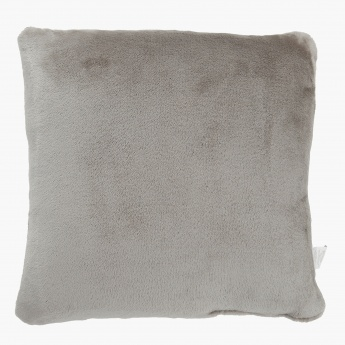 Luxury Plush Filled Cushion - 45x45 cms