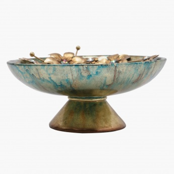 Marbled Decorative Bowl
