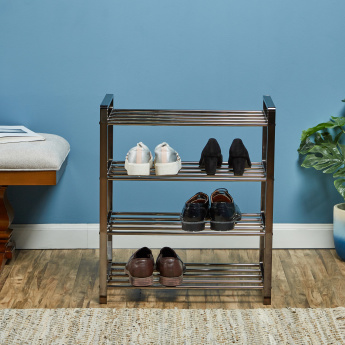 Fritz 4-Tier Shoe Rack
