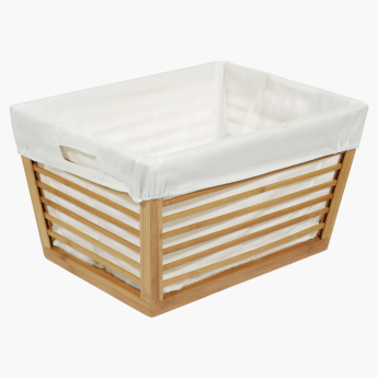 Daniel Rectanglular Bamboo Basket