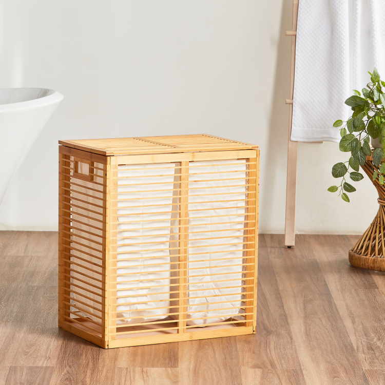 Daniel Laundry Hamper with Lining