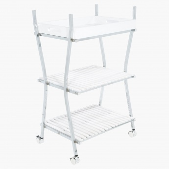 New Mexico 3-Tier Portable Trolley