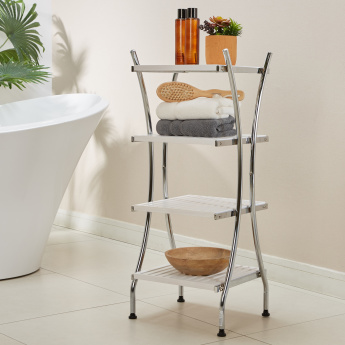 New Mexico 4-Tier Towel Stand