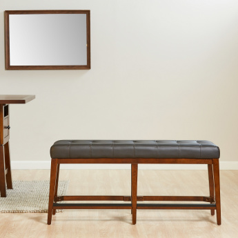 Delvin Tufted Bench