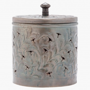 Embossed Trinket Box