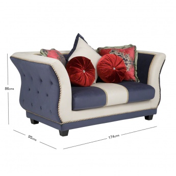 Zurich 2-seater Sofa