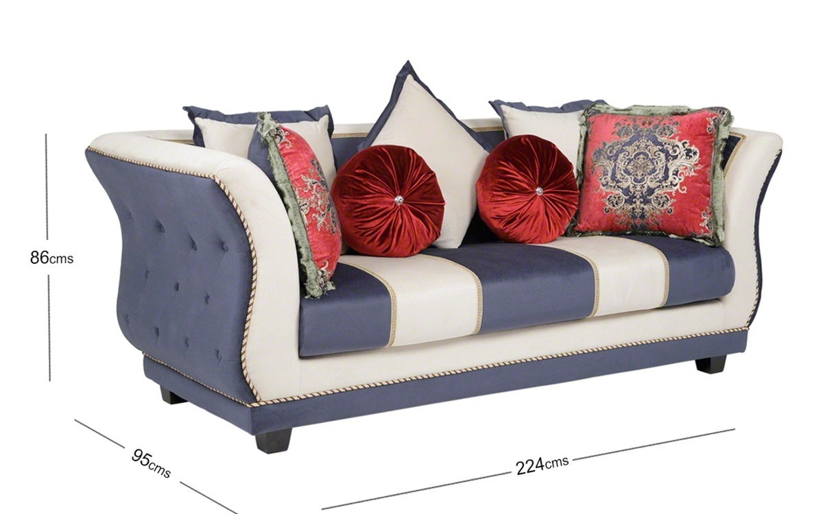 Zurich 3-seater Sofa