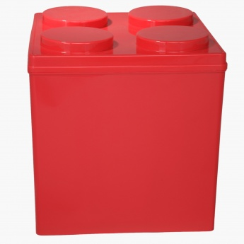 Blocks Storage Box with Lid