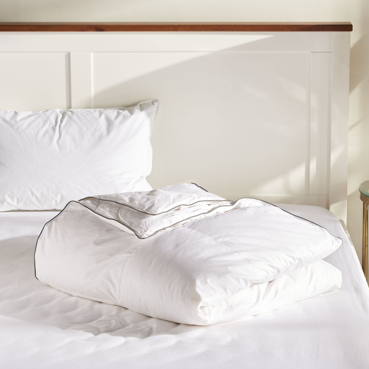 Supremely Soft Feather and Down Duvet - 200x200 cms
