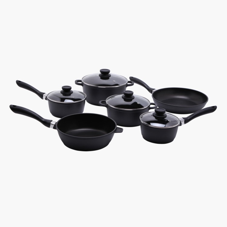 Spark 10-piece Cookware Set