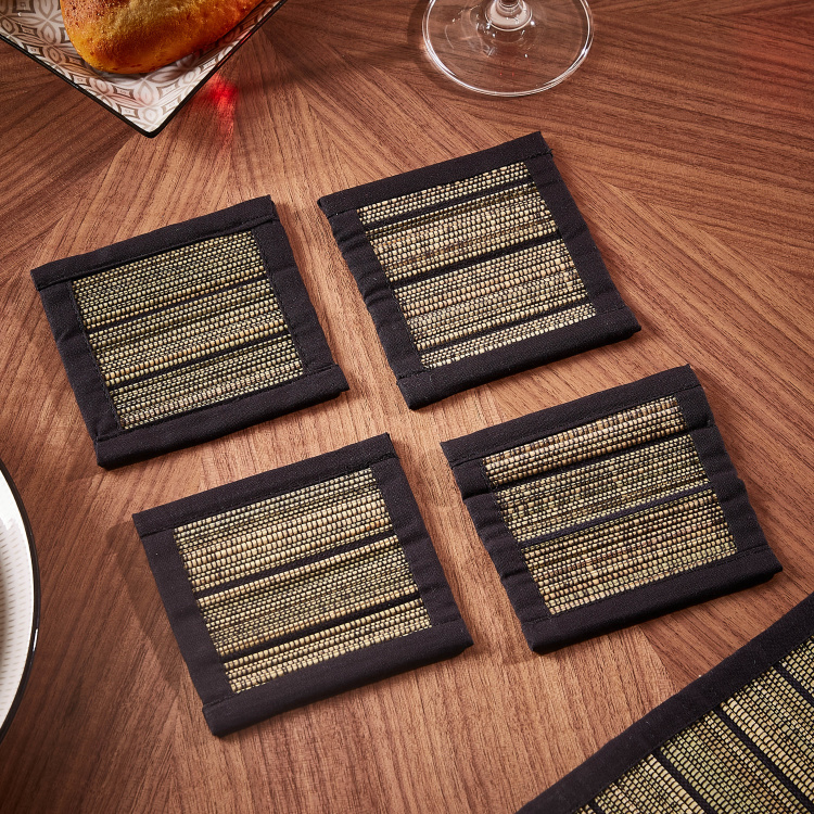Bamboo Coaster - Set of 4