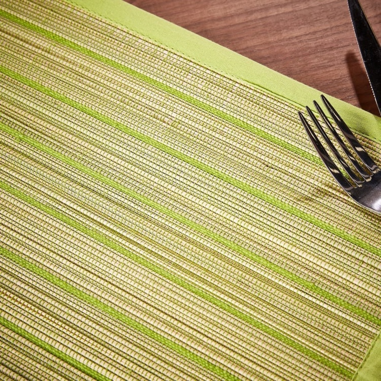 Bamboo Hand-Tufted Placemat