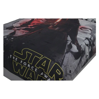Star Wars Kylo Ren 2-piece Single Comforter Set - 135x220 cms