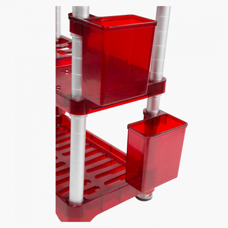 Jarwis Dish Rack with 3 Tiers