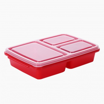 Fun 3-Compartment Lunch Box
