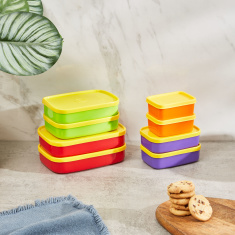 Fun Storage Boxes - Set of 8