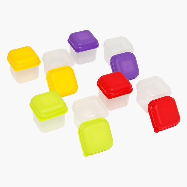 Fun Square Storage box - Set of 8