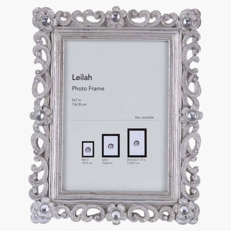 Leilah Photo Frame - 5x7 inches