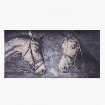 Royal Horse Oil Painting