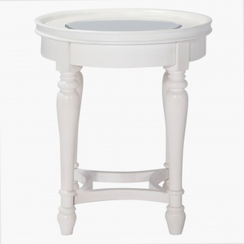 Orland Round End Table