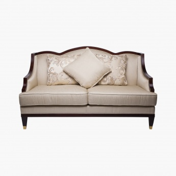 Alena 2-Seater Sofa with Scatter Cushions