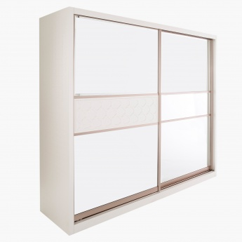 Myra 2-Door Sliding Wardrobe