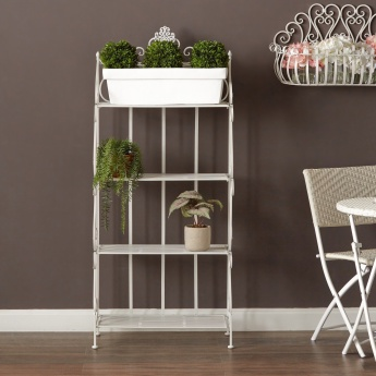 Sequia 4-Tier Bakers Rack - 63.5x31.5x147