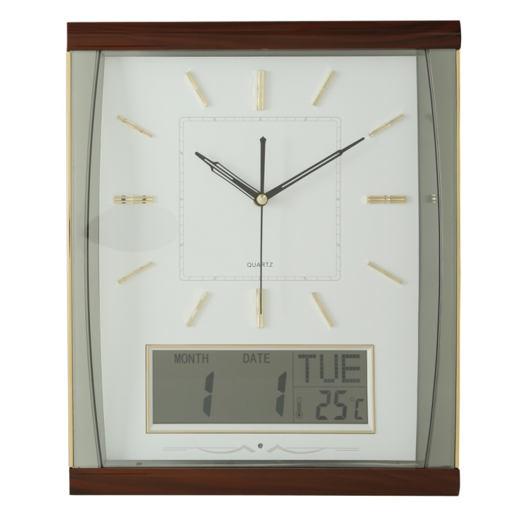 Grayson Wall Clock