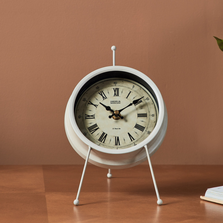 Lismore Table Clock
