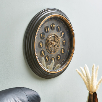 Vincence 3D Arab Wall Clock