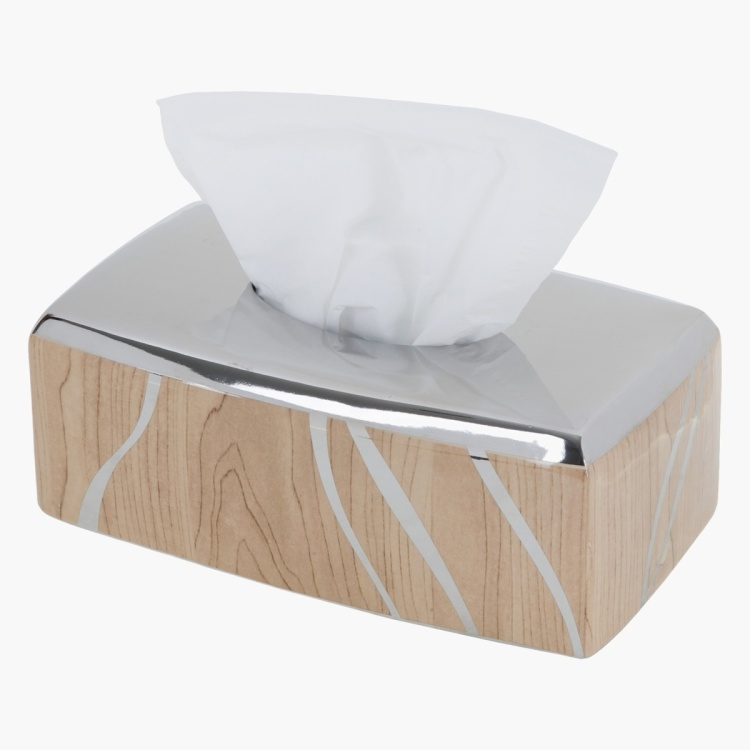 Cleverton Tissue Box Cover