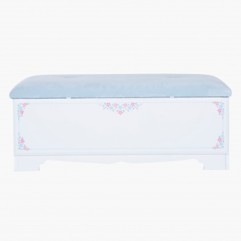 Emily 2-Seater Bench with Storage