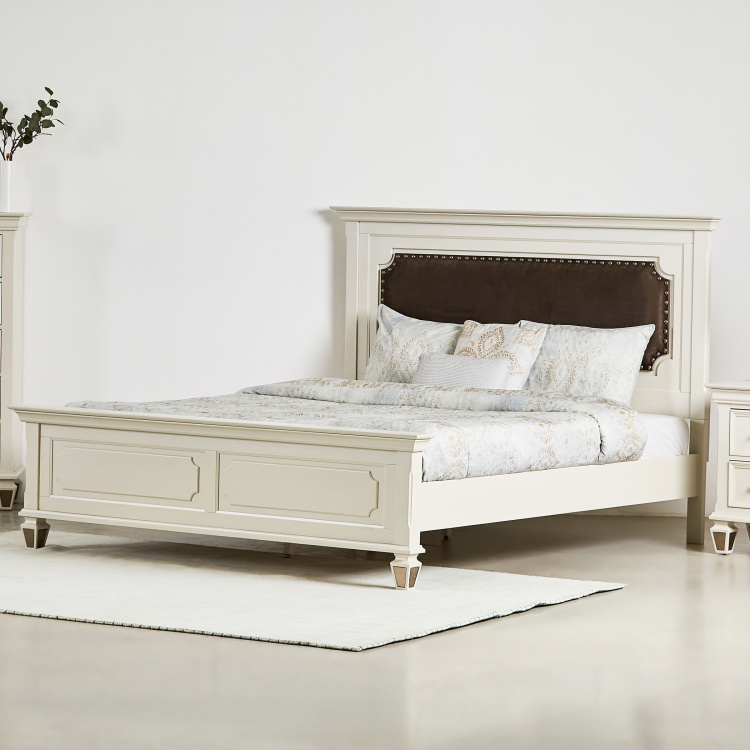 Kingsley King Size Bed - 180x210 cm