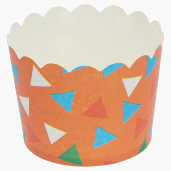 Swirly Printed Baking Cup - Set of 25