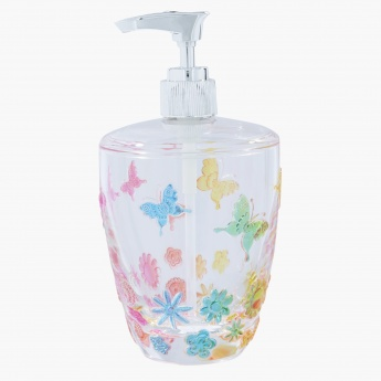 Flutter Soap Dispenser