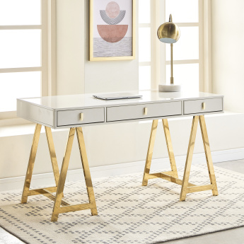 Megan 3-Drawer Desk