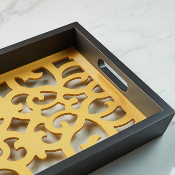 Decorative Serving Tray