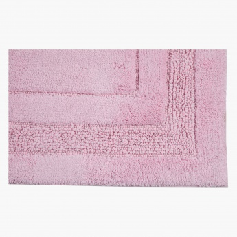 Aristocrat Plush Bathmat - 60x90 cms