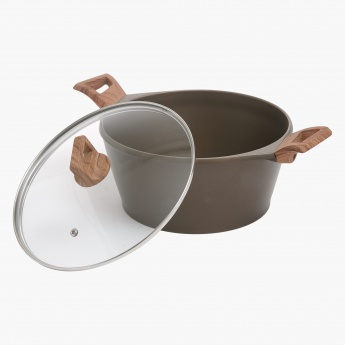 Olivia Dutch Oven with Lid - 6 L