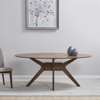 Weylin 6-Seater Dinner Table