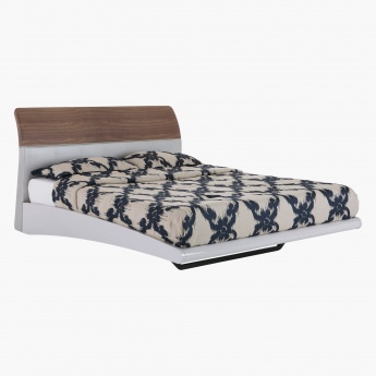 Alexis King Bed - 180x210 cms