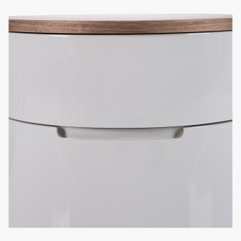 Alexis 2-Drawer Night Stand