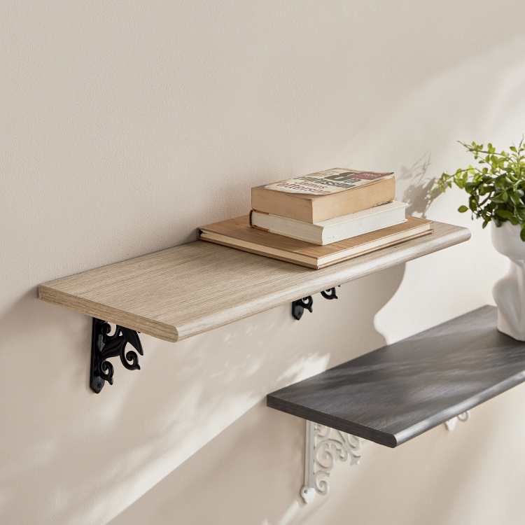 Textured Wall Shelf