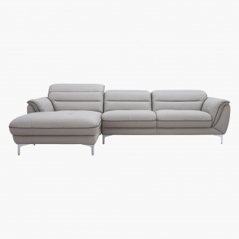 Galium Left Corner Sofa Set