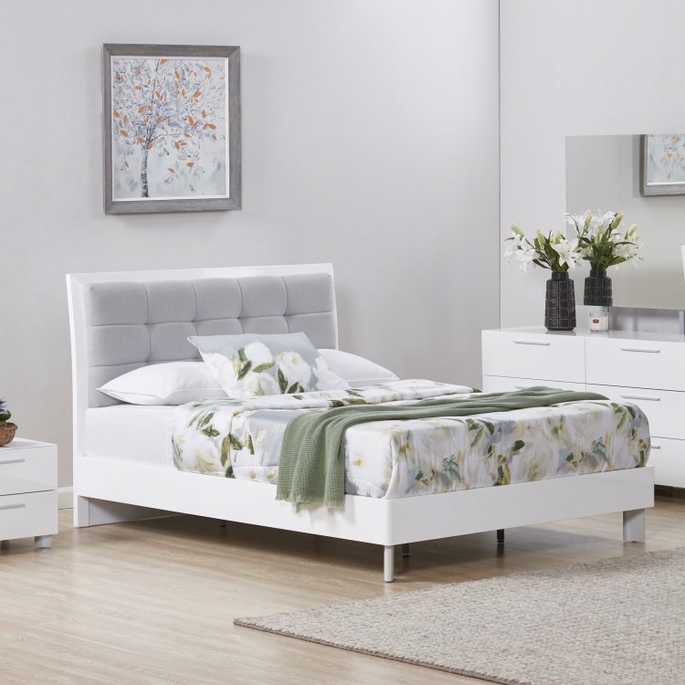 Next Queen Bed - 155x205 cm
