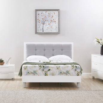 Next Queen Bed - 155x205 cms